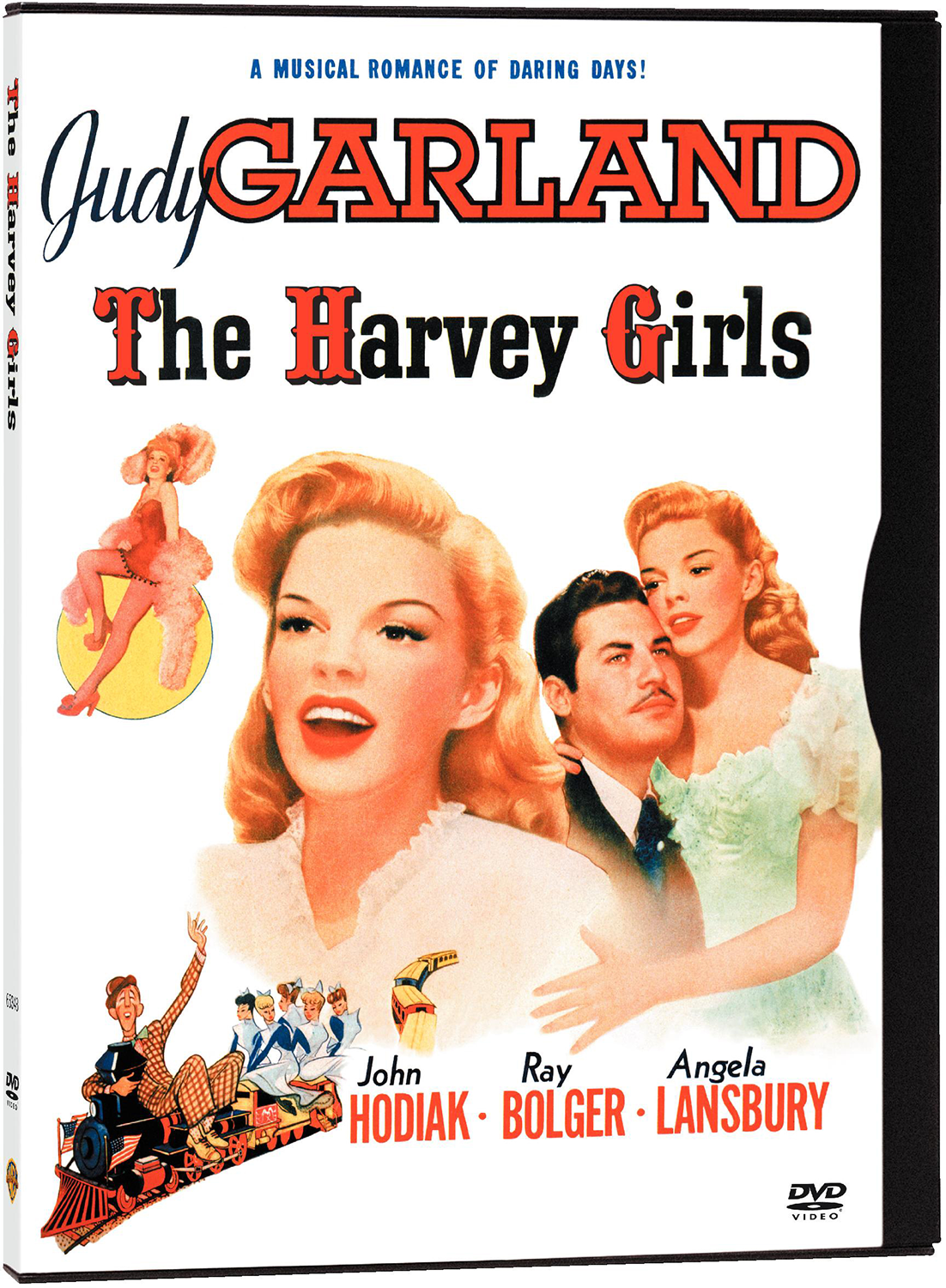 The Harvey Girls 2001 DVD