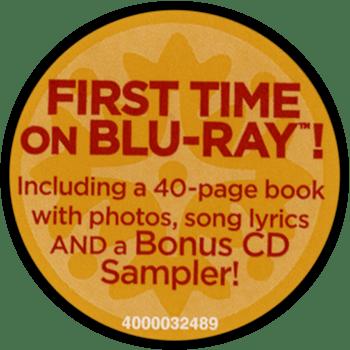 Meet Me In St. Louis Blu-ray Sticker