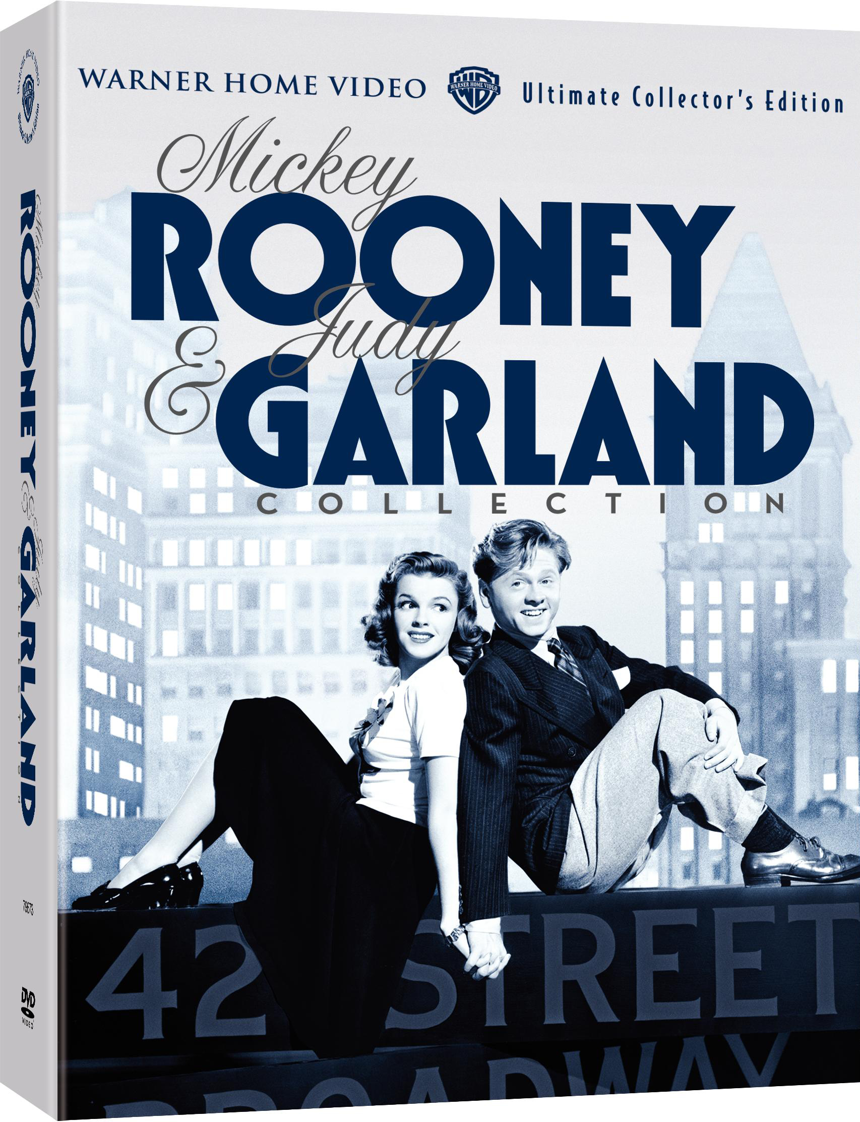 Judy Garland and Mickey Rooney DVD boxed set