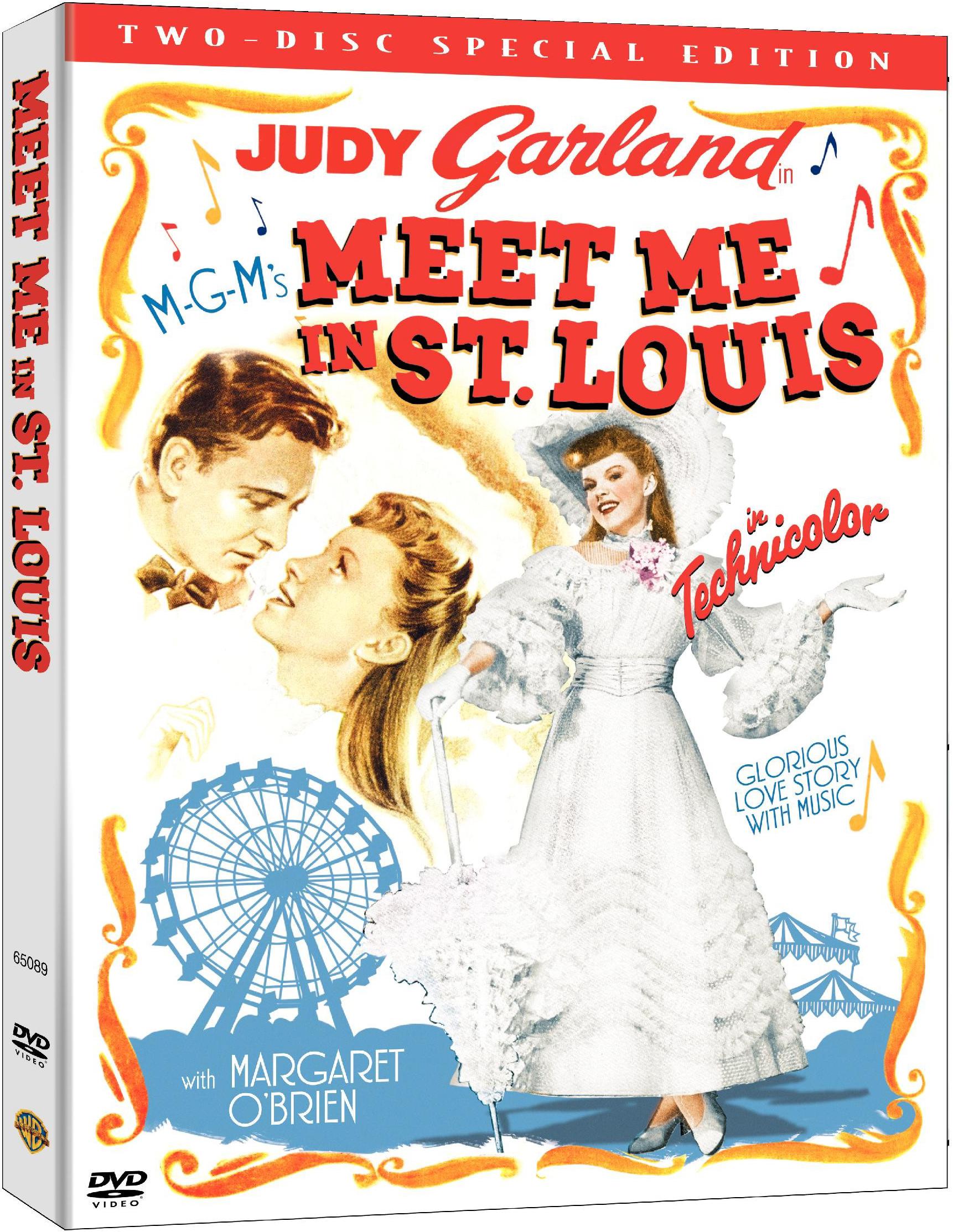Meet Me In St. Louis 2004 DVD