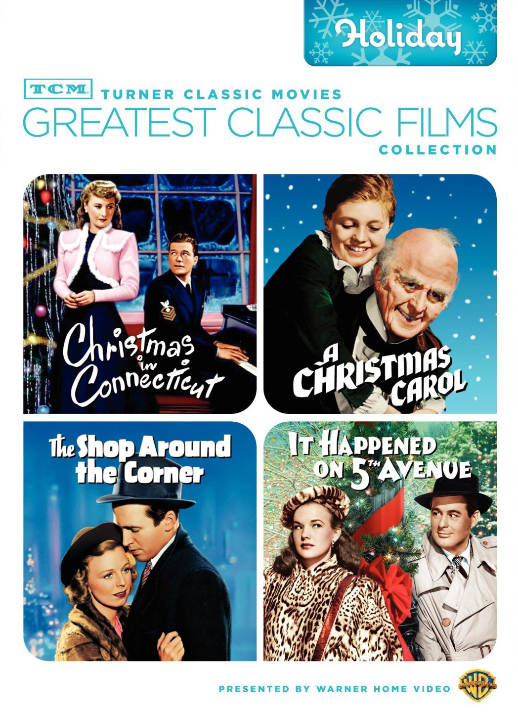 Greatest Classic Films Holiday Edition