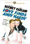 Love Finds Andy Hardy Warner Archive DVD