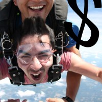 Learn to Skydive - USPA A License Course Cost -Gold Package