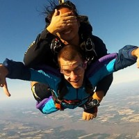 Learn to Skydive - USPA A License Course Cost -Gold Package (25 Jumps)