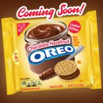 Coming Soon: Chocolate Hazelnut Oreo