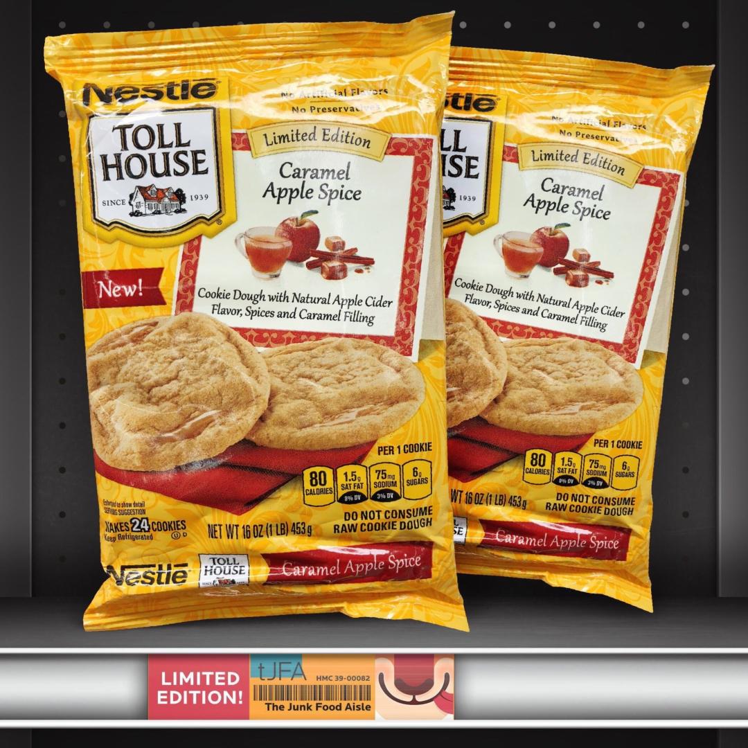 Nestle Toll House Caramel Apple Spice