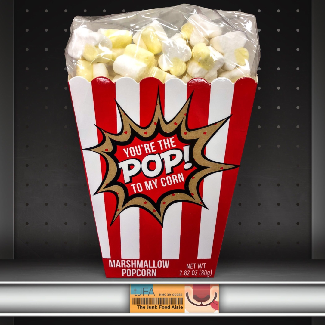 You're The Pop! To My Corn Marshmallow Popcorn