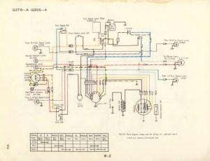 1975 Kawasaki 100 Wiring Diagram | Online Wiring Diagram
