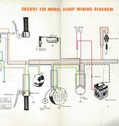 honda b100 wiring diagram [ 1034 x 800 Pixel ]
