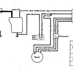 Chinese Scooter Ignition Wiring Diagram Saltwater Ecosystem Servicemanuals - The Junk Man's Adventures