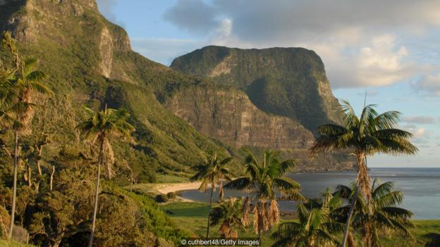 Is Lord Howe Australia's most exclusive island?