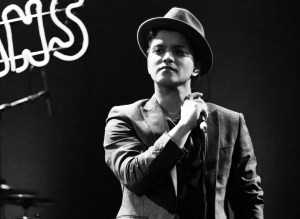 Bruno Mars is named Billboard's artist of the year