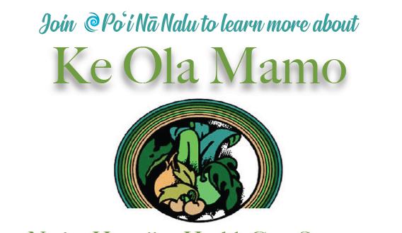 Ha'ehuola wellness event is Wednesday
