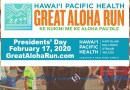 HonCC to Participate In Next Year's Great Aloha President's Run