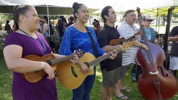 February is Olelo Hawaiian language month