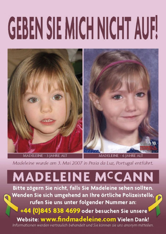 Madeleine Beth MacCann