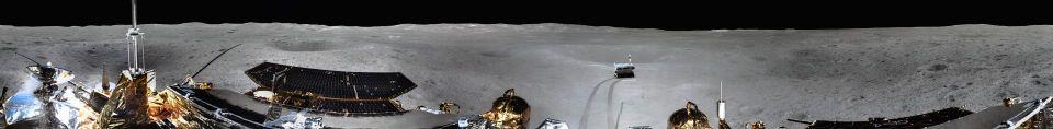 Chang'e 4 Yutu 2 findet Mysteriöses auf der dunklen Seite des Mondes