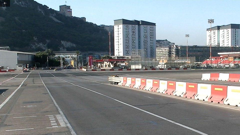 "Gibraltar ""Wirecard Rennestrecke"", kasaan media, 2020"