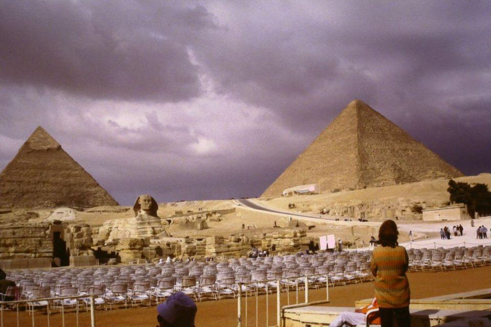 Damals in Ägypten – die Farbe des Nils