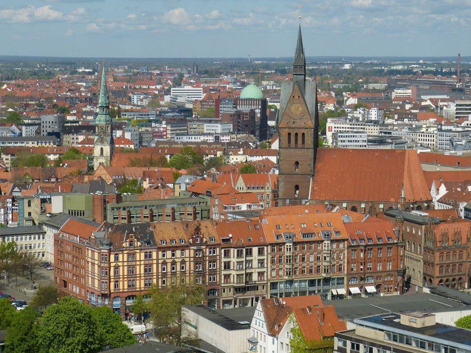 Kaiserslautern, Leipzig und Hannover