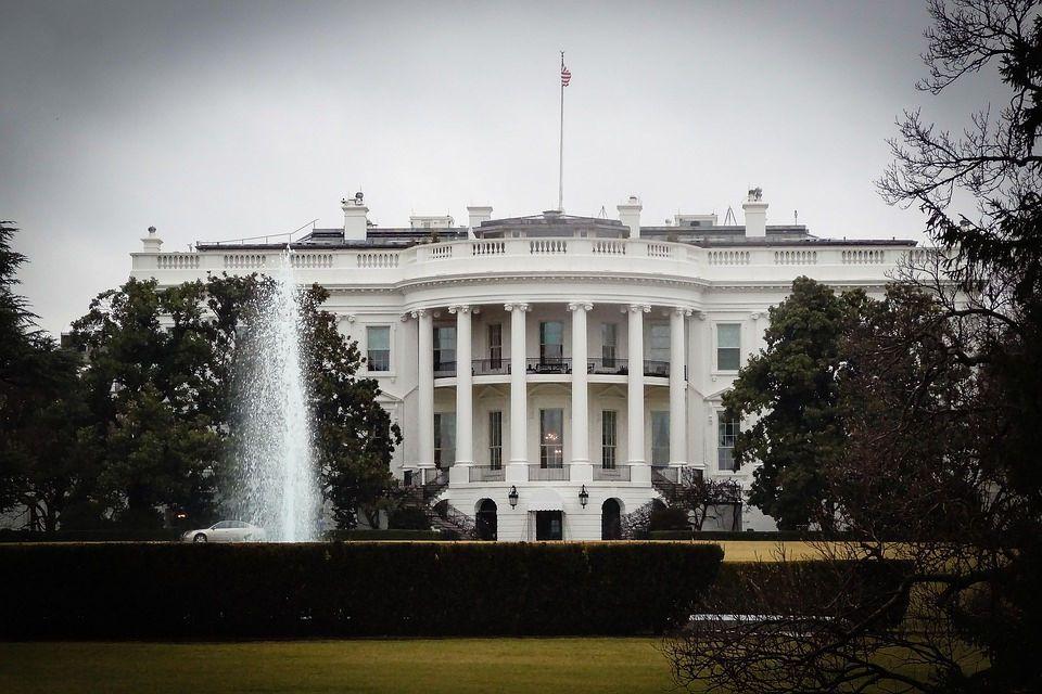 Weißes Haus, Beispielbild,2020