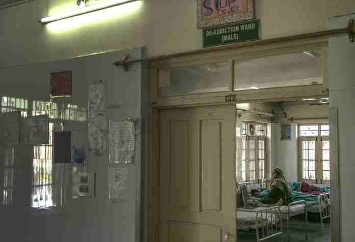 SMHS, Drugs, drugs in kashmir, kashmir drug issue,