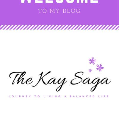 Welcome to My New Blog: The Kay Saga