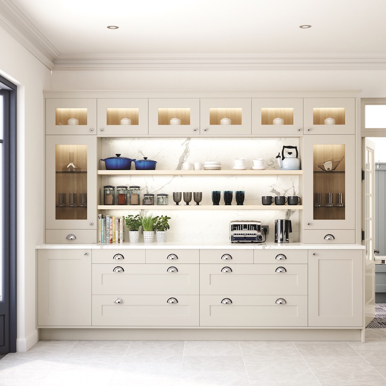 Uform introduces new smooth painted finish doors and accessories offering quality choice