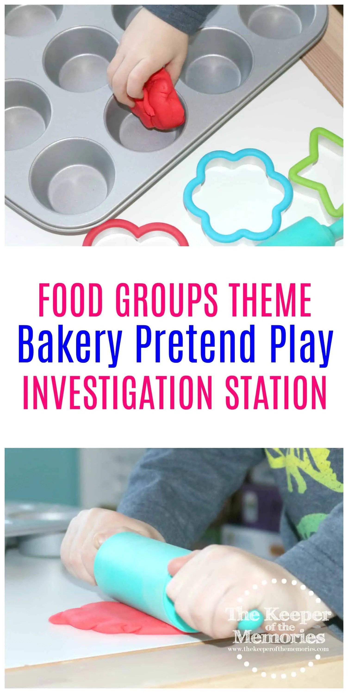 Preschool Bakery 2