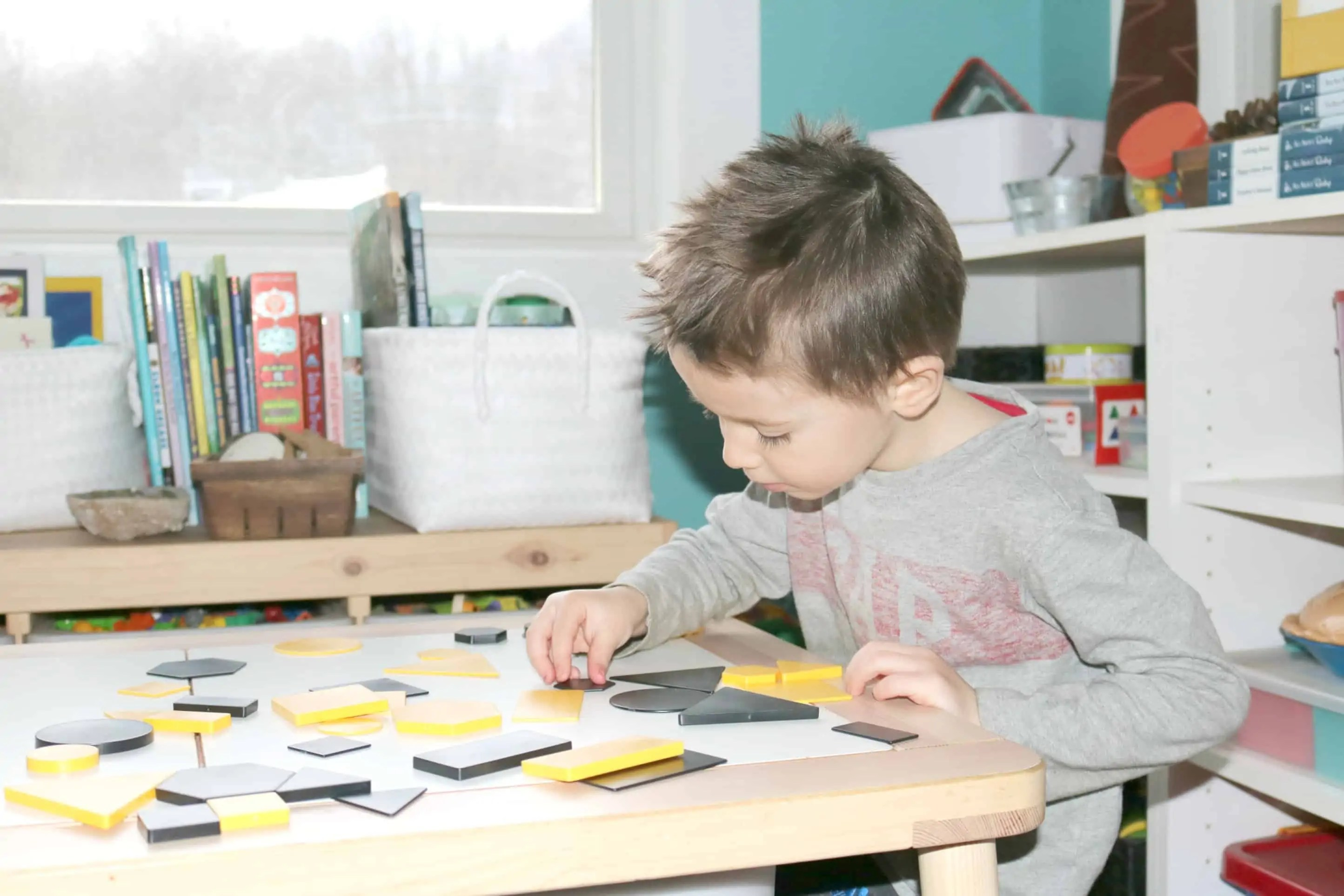 Using Preschool Manipulatives In Your Homeschool