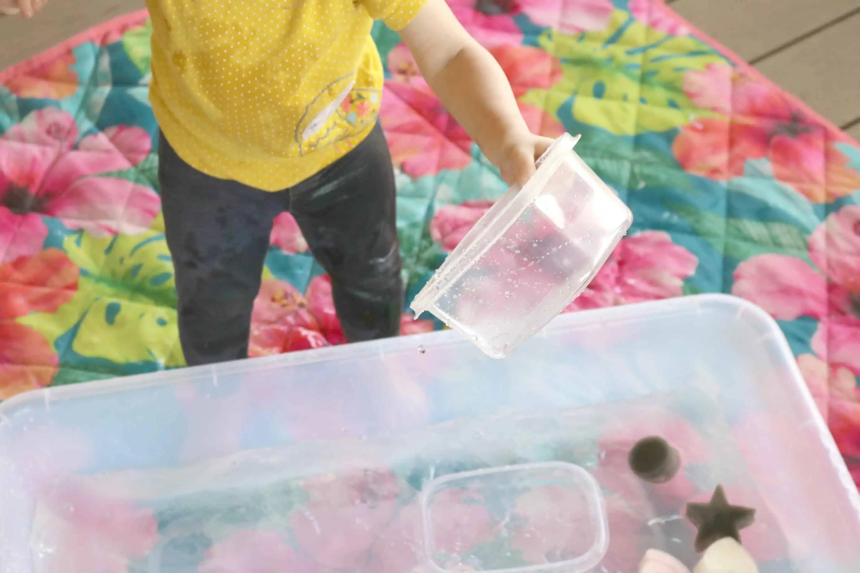 Waterfall Activity For Preschool Water Theme 7
