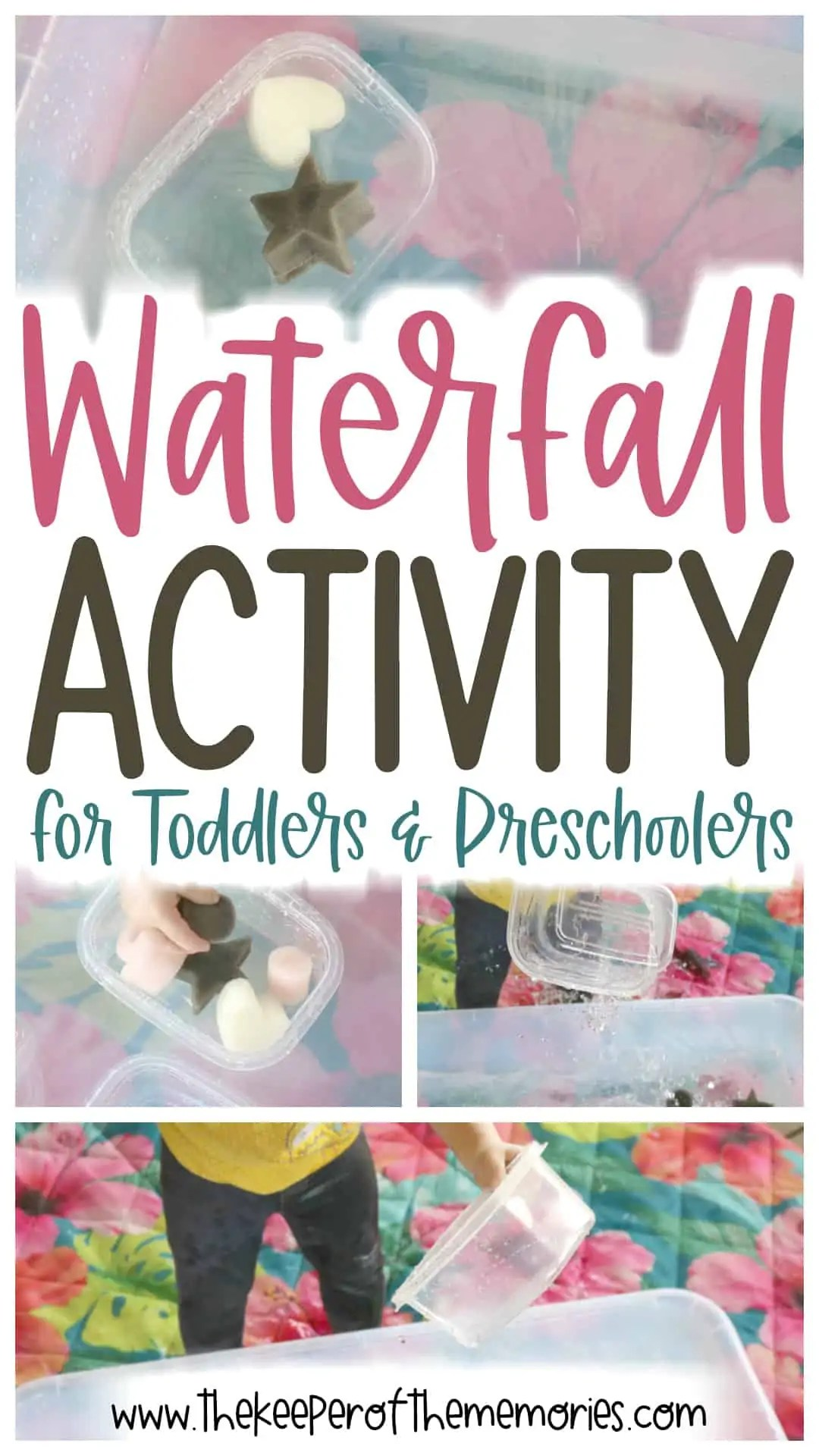 Waterfall Activity For Toddlers Amp Preschoolers