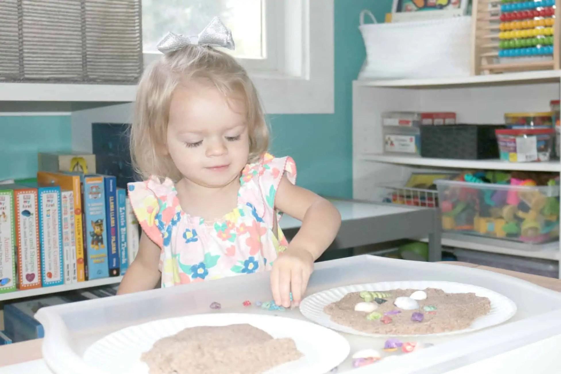 Seashell Preschool Craft 5