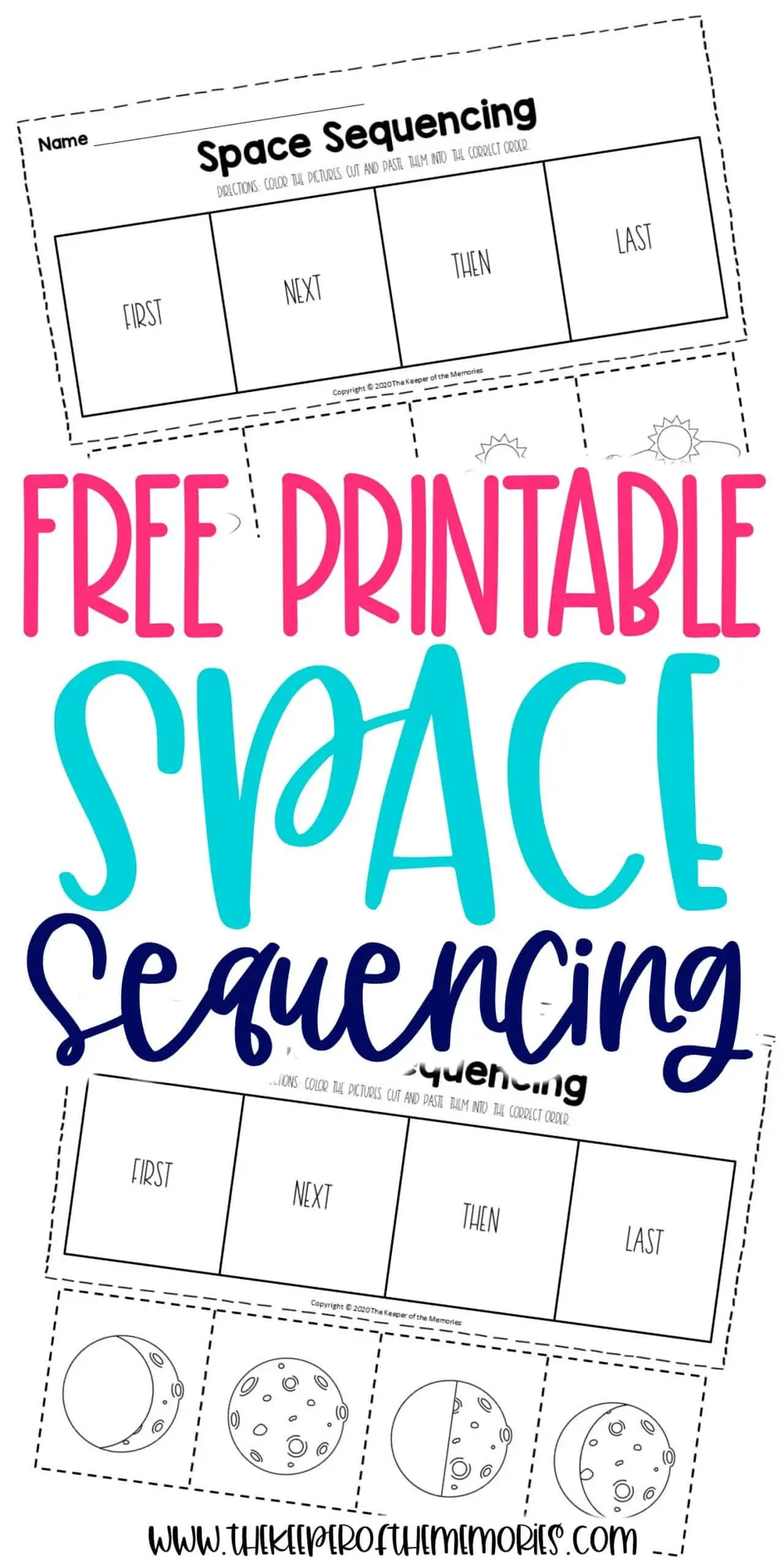 Free Story Sequencing Worksheets For Preschoolers