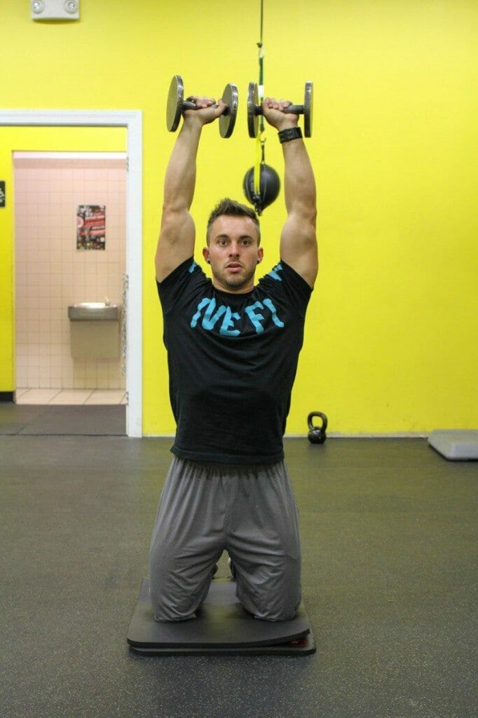 The Kentucky Gent with Be Gauntlet Fit for a weekly men's fitness series.