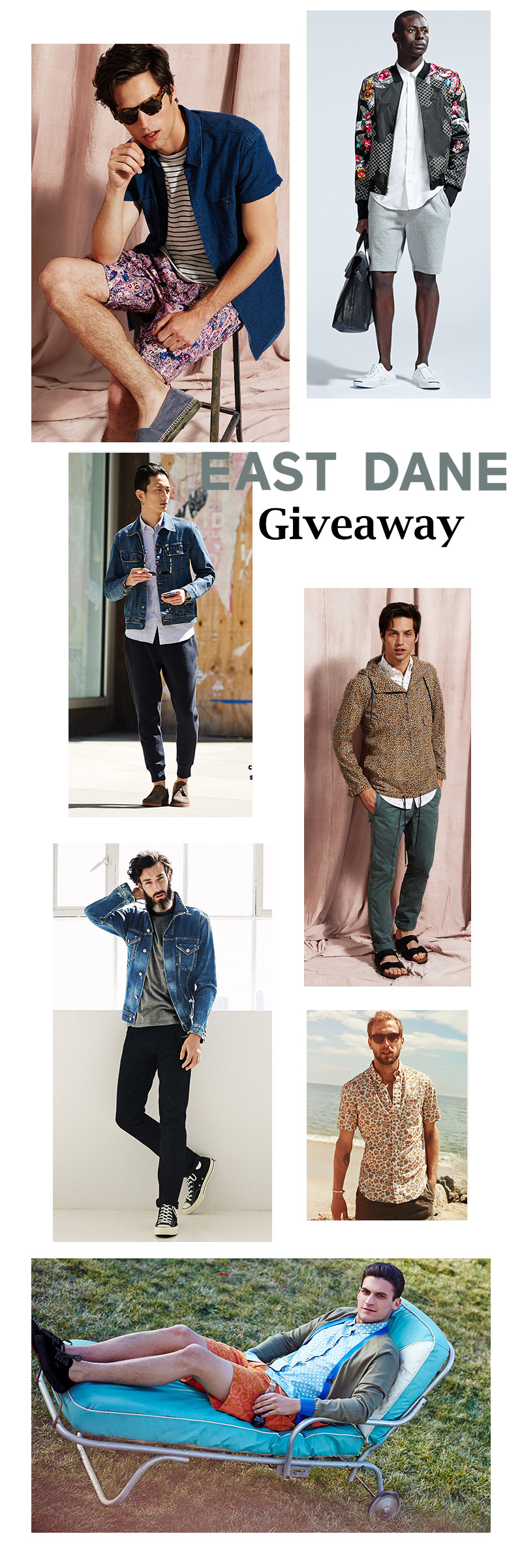 The Kentucky Gent with East Dane for a $200 Giveaway.