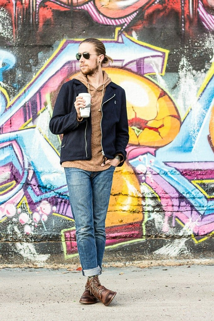The Kentucky Gent, a men's life and style blogger.