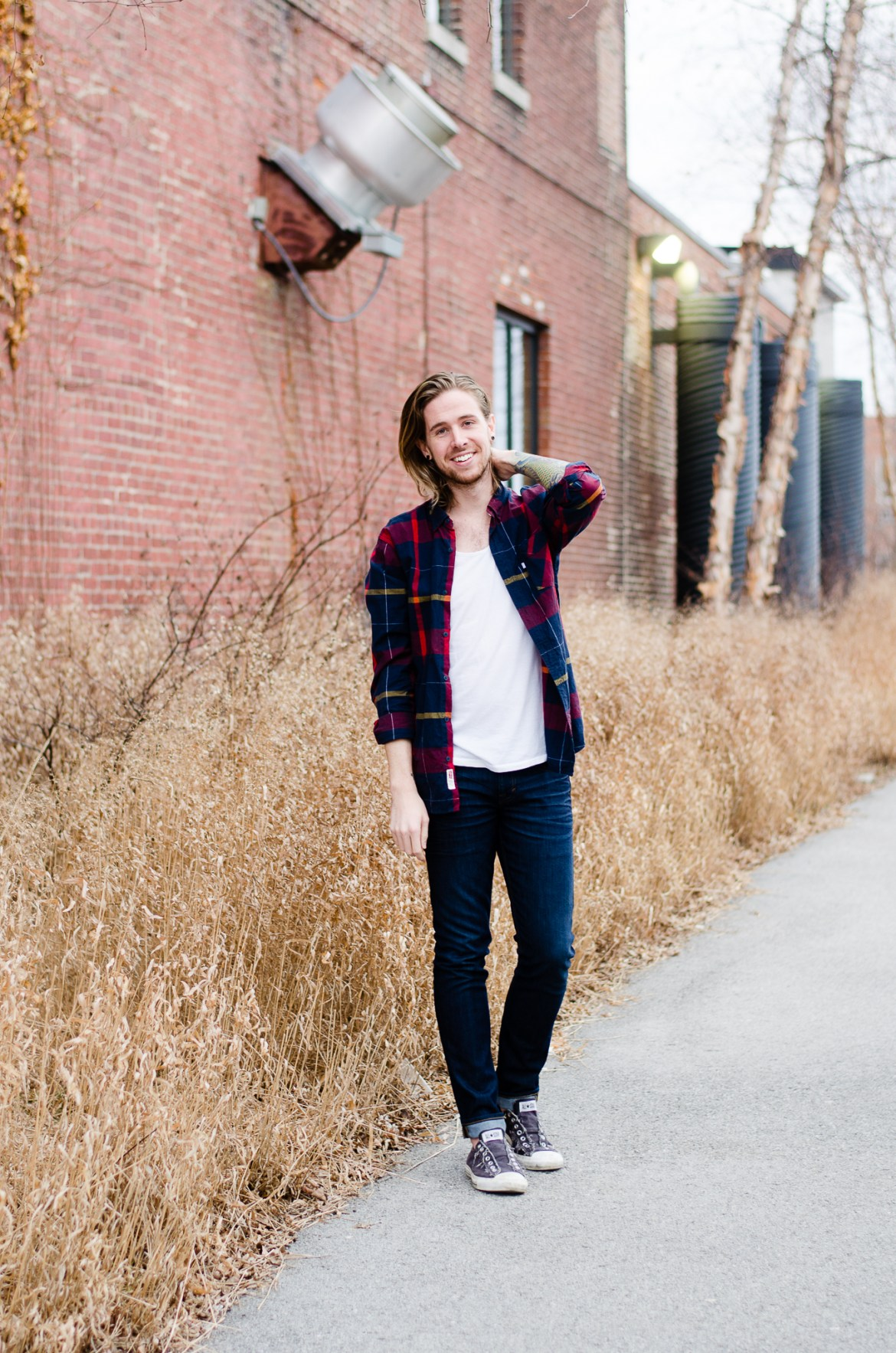 The Kentucky Gent, a men's fashion and lifestyle blogger, dishes on a picture perfect life.