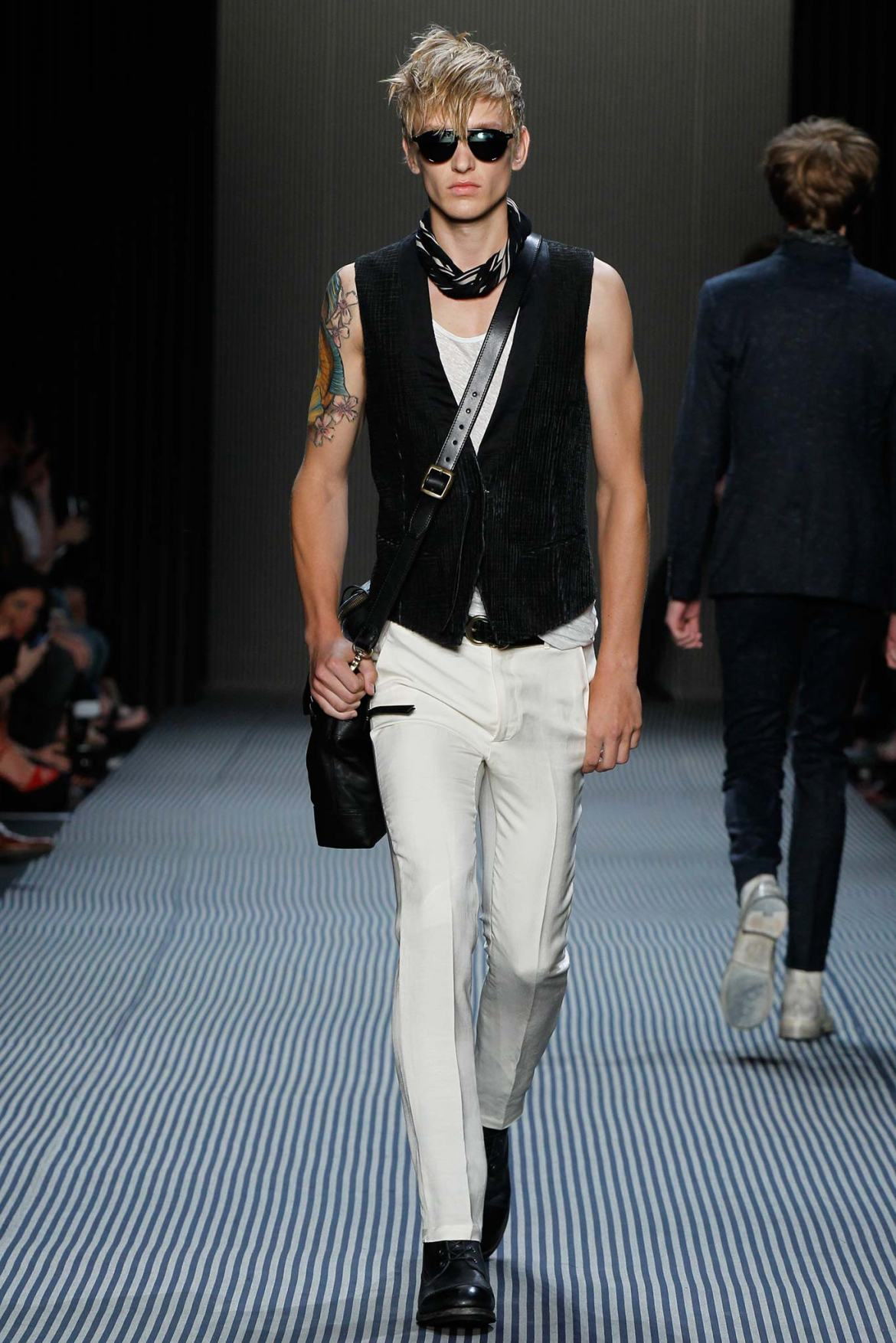 john varvatos, nyfwm, new york fashion week, new york fashion week mens, ss16