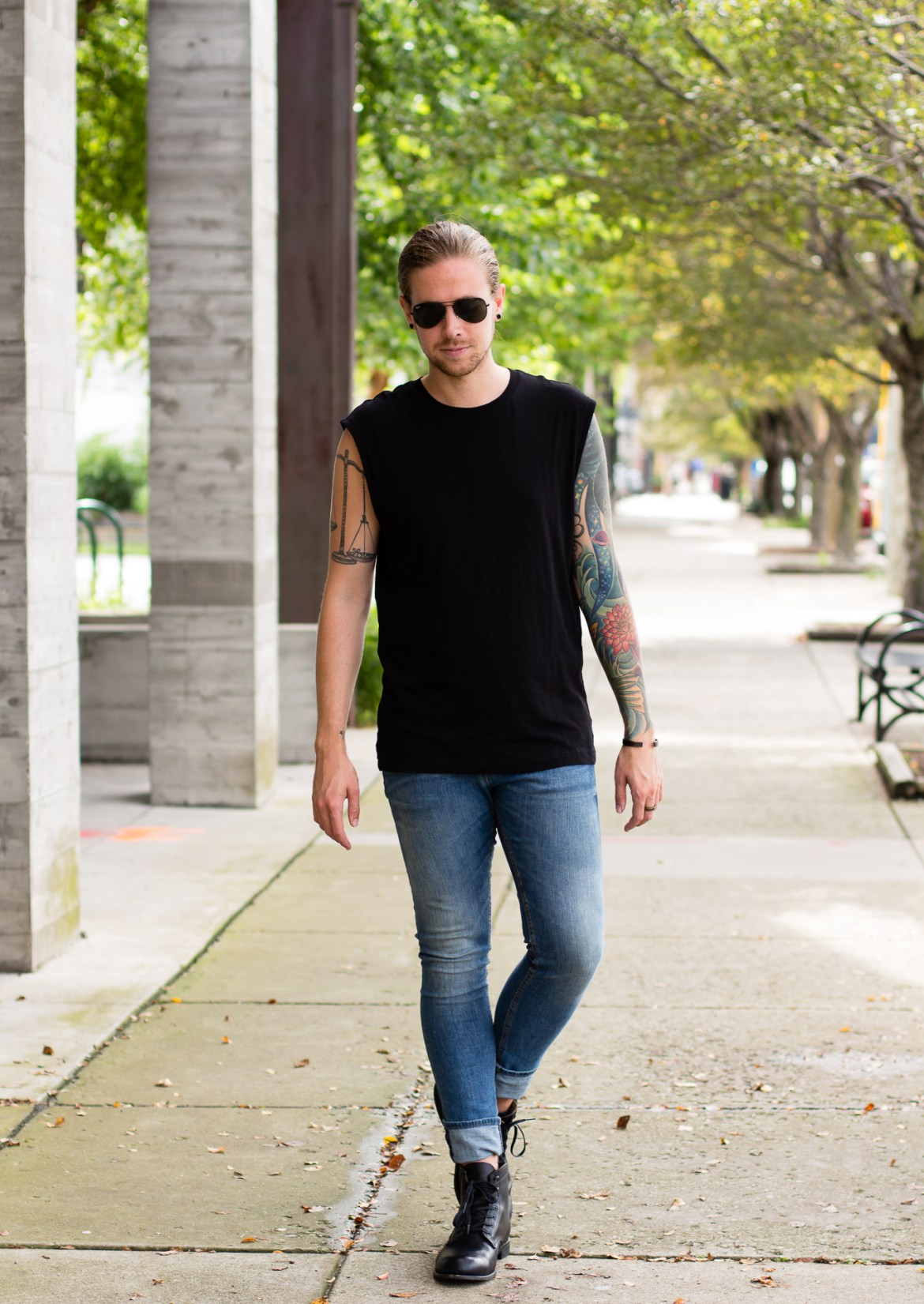 wolverine, steven alan, 1000 mile boot, how to wear boots during the summer, mens fashion