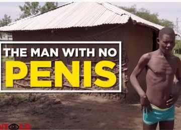 Fredrick Ochieng Misiga penis