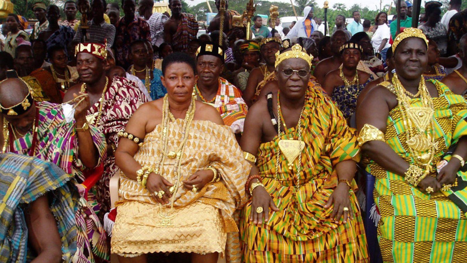 Ghana-Heritage