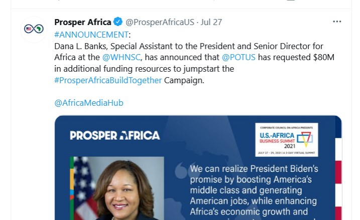 Africa: Biden Administration Launches Initiative to Build US-Africa Trade