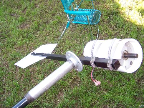 wind generator assembly