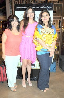 Sharanya Rao, Anjori Alagh and Sanvari Alagh Nair