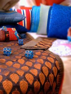 Furnishing range at Home & Style decor by Sujatha Giri
