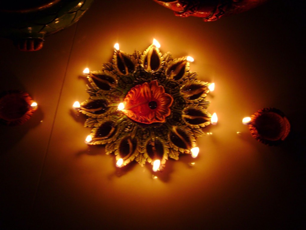 {How do you Celebrate Diwali?} Bengali traditions at the ...