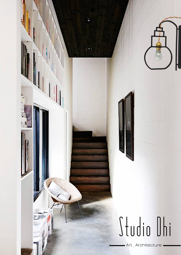 Minimalist Lamp from Studio Dhi