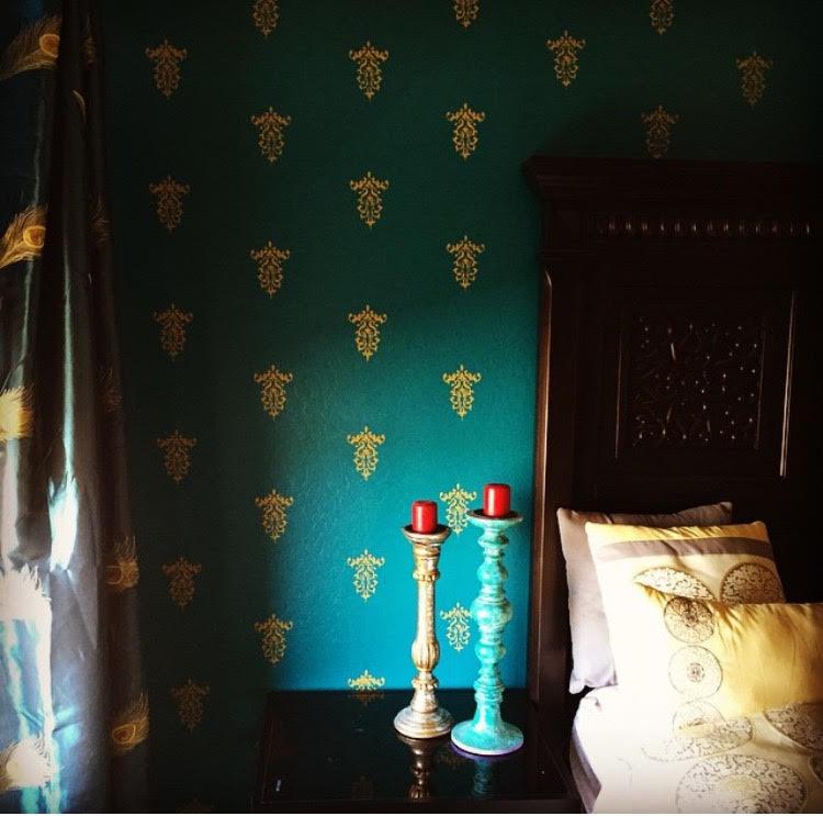 Shweta and Harshad's Ethnic-Global Style home in Arizona