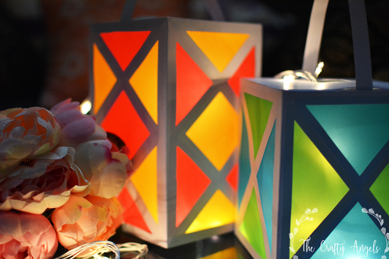 Festive Decor DIY Aakhash Kandil Paper Lantern The Keybunch Blog